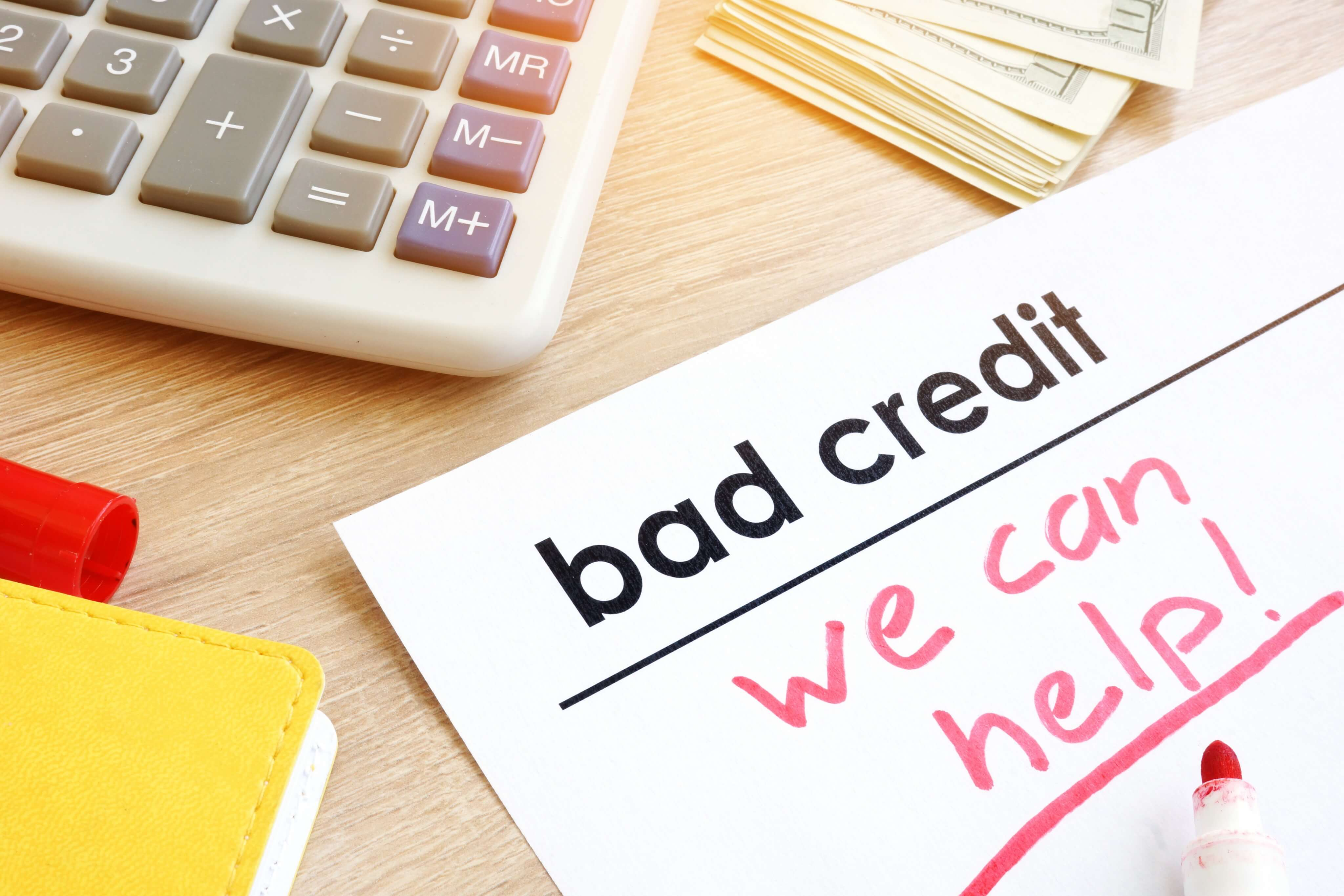 Second Mortgage with Bad Credit