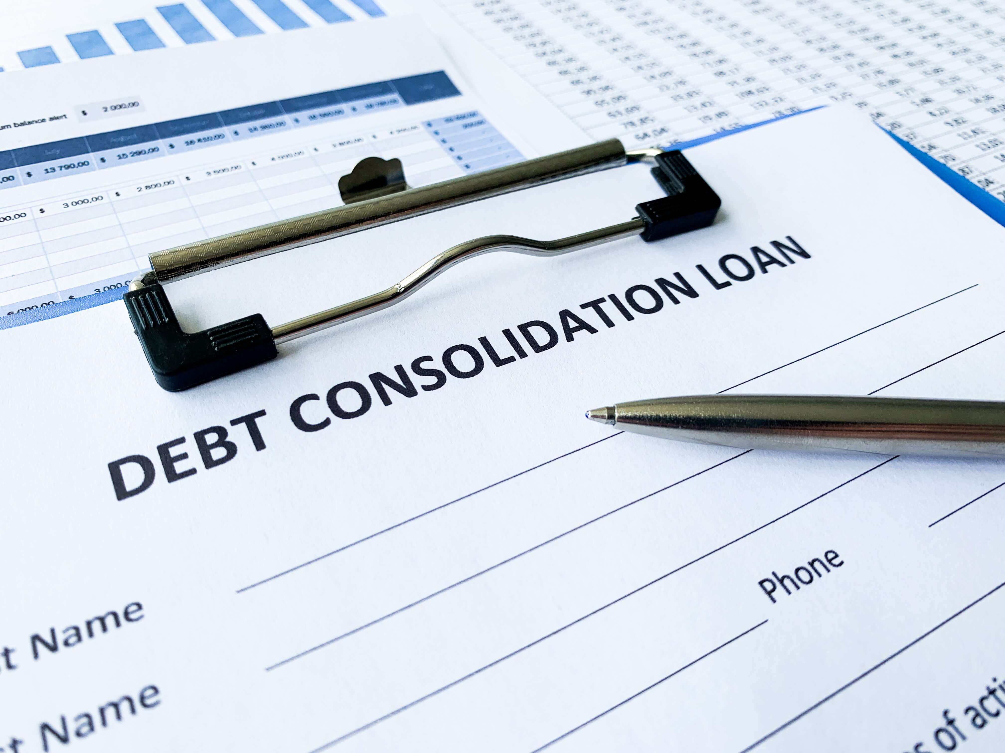 What Advantages Do You Gain with a Debt Consolidation Loan?